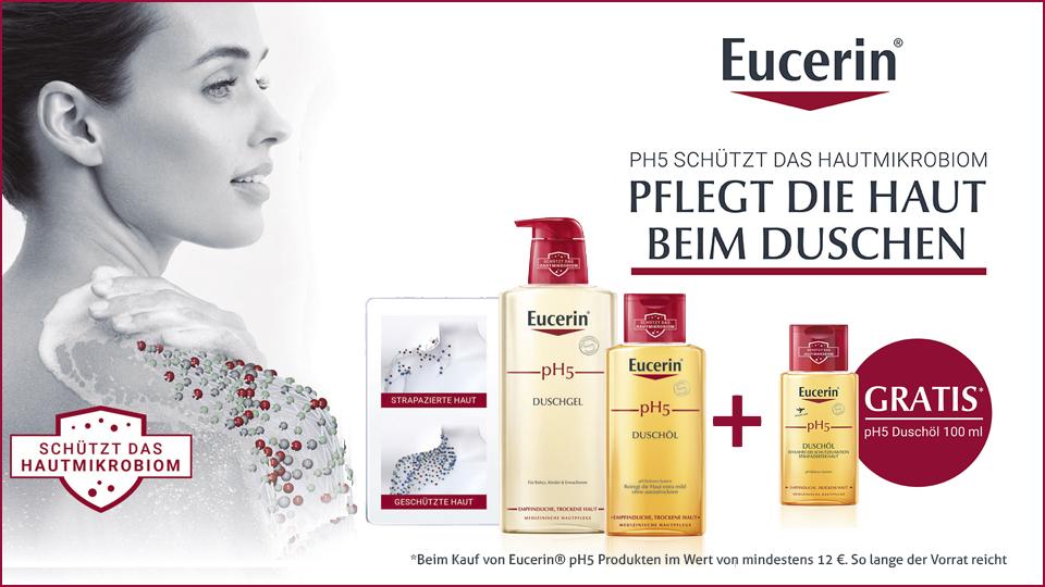 Eucerin  - Gratis Duschöl